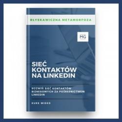 Sieć kontaktów na LinkedIn...